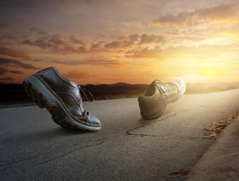 Prêtez du bon pied - Comparelend